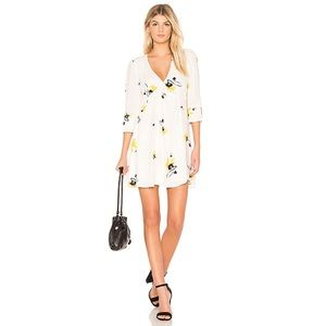 "NWT Free People ""Time On My Side"" Floral Dress L"